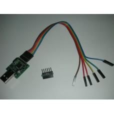FPU1 FTDI USB JTAG PROGRAMMER