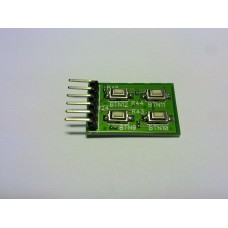 PMBTN Push buttons peripheral module