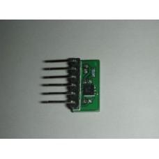 PMI2CT I2C temperature sensor peripheral module