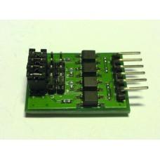 PMOPIN Optocoupled inputs peripheral module