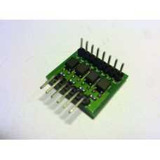 PMOPOUT Optocoupled outputs peripheral module