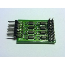 PMOPOUT2 Optocoupled outputs peripheral module
