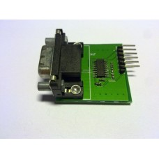 PMRS202 RS-232 to TTL converter peripheral module