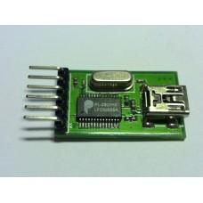 PMUSBTTL USB-to-TTL converter peripheral module