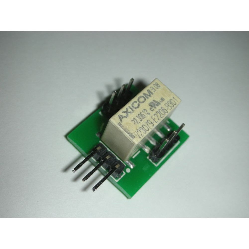 Smrelay3 Bistable Relay Sub Module Circuit