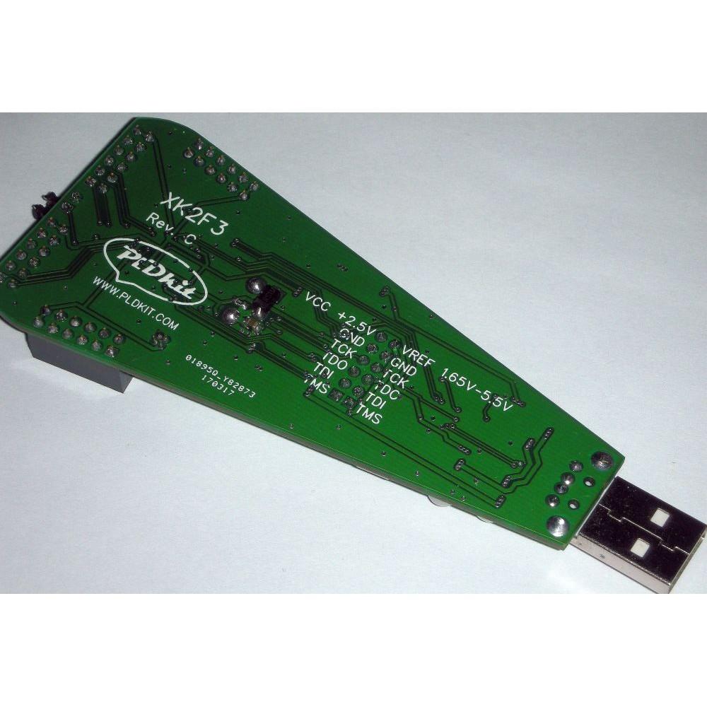 Development board XK2F3 XILINX SPARTAN-3 FPGA kit