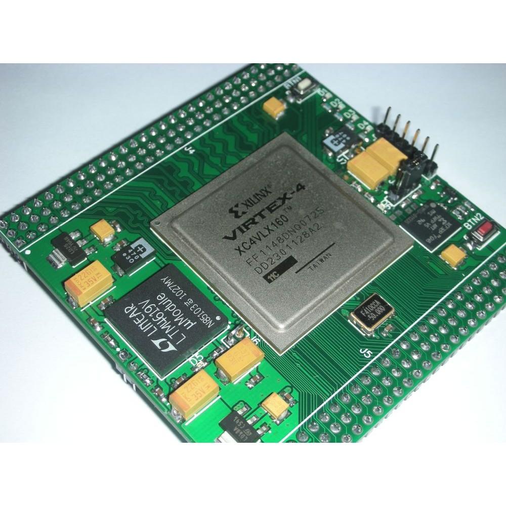 XMF4 XILINX FPGA MODULE